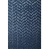 Zenda Cobalt Area Rug by Greyson Living (7'10 x 11'2)