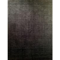 Bradley Black Area Rug By Greyson Living - 5' x 8'