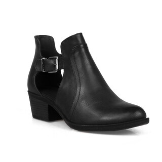 Mark and Maddux Edmund-02 Women's Ankle Booties