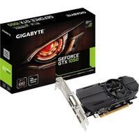 Gigabyte Ultra Durable 2 GV-N1050OC-2GL GeForce GTX 1050 Graphic Card