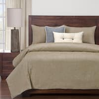 Siscovers Haystack Luxury Cotton-Blend Down Alternative Duvet Set