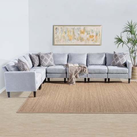 cd385713bf6 Buy Modular Sectional Sofas Online at Overstock
