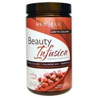 Neocell Beauty Infusion 11.64-ounce Refreshing Collagen Drink Mix Cranberry Cocktail
