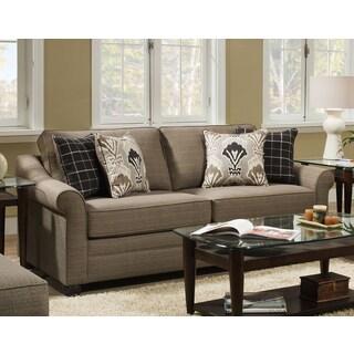 Simmons Upholstery Seguin Driftwood Sofa