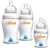 Munchkin Latch BPA-Free 4-ounce and 8-ounce Bottle Set