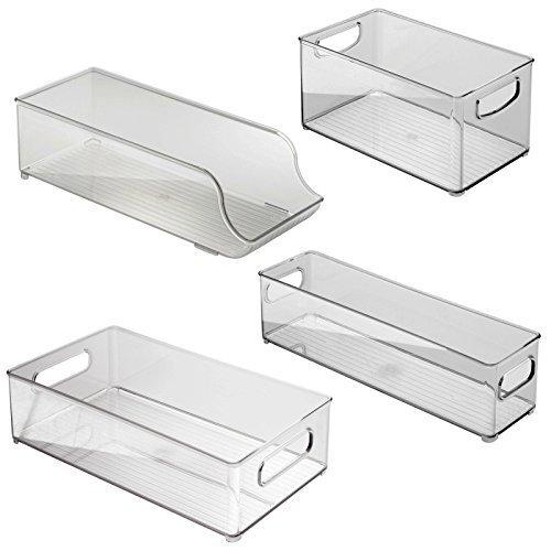 INTERDESIGN Binz Fridge & Freezer Food/Drinks Storage Box