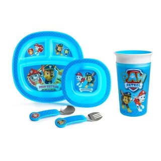 Munchkin Paw Patrol Dining Set with Miracle Cup
