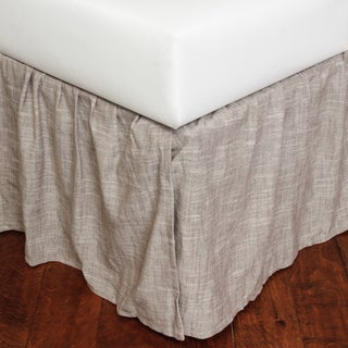 Mace Cotton 18-inch Drop Bed Skirt