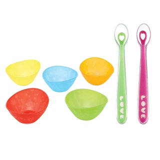Munchkin Starting Solids Feeding Set