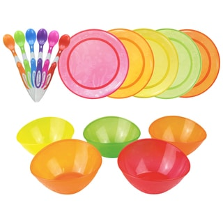 Munchkin Infant and Toddler 16-piece Feeding Set