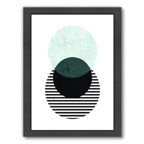 Geometric Art 13 - Framed Print Wall Art