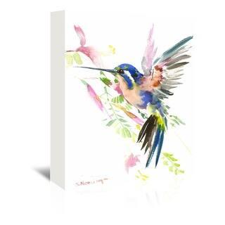 Americanflat 'Hummingbird Flying' Wall Art|https://ak1.ostkcdn.com/images/products/15008647/P21506860.jpg?impolicy=medium