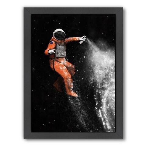 Florent Bodart 'Astronaut' Framed Print