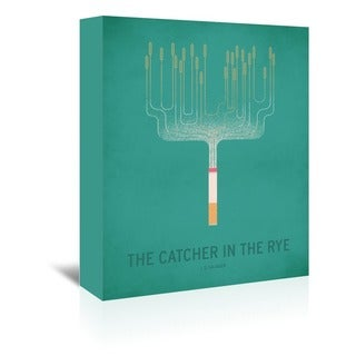 Americanflat 'The Catcher in the Rye' Canvas Gallery-wrapped Wall Art