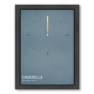 Americanflat 'Cinderella' Framed Wall Art (3 options available)