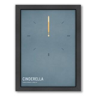 AmericanFlat Christian Jackson 'Cinderella' Framed Wall Art