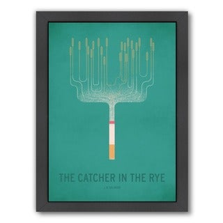 Christian Jackson Design 'The Catcher in the Rye' Giclee Print (3 options available)