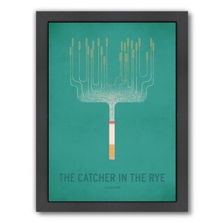 Christian Jackson Design 'The Catcher in the Rye' Giclee Print
