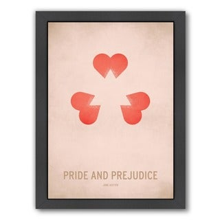 Christian Jackson 'Pride and Prejudice' Framed Print (3 options available)