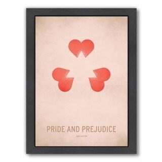 Christian Jackson 'Pride and Prejudice' Framed Print