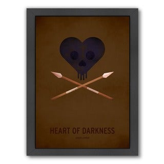 Americanflat 'Heart of Darkness' Framed Wall Art (3 options available)