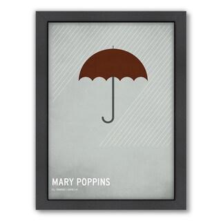 Christian Jackson 'Mary Poppins' Framed Print