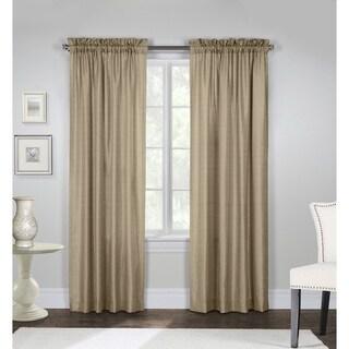 Pretty Storm Jacquard Curtain Panel Pair