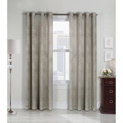 Concrete Textured Curtain Panel