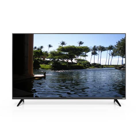 Vizio Refurbished Smartcast 60-inch 4k UHD Smart LED Home Theater Display w/ WiFi-E60-E3 (Refurbished) - Black