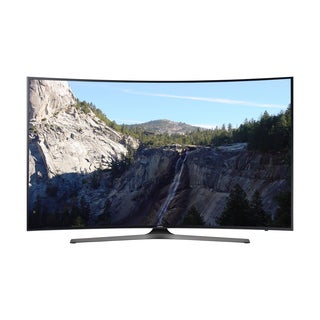 Samsung Refurbished 65-inch 4k Curved Smart UHD LED HDTV w/ WiFi-UN65KU649FXZA (Refurbished)