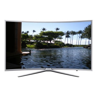 Samsung Refurbished 55-inch Curved 1080p LED Smart HDTV w/ WiFi-UN55K6250AFXZA (Refurbished)