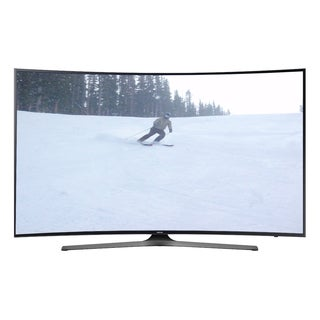 Samsung Refurbished 49-inch Curved 4k UHD LED Smart HDTV w/ WiFi-UN49KU650DFXZA (Refurbished)