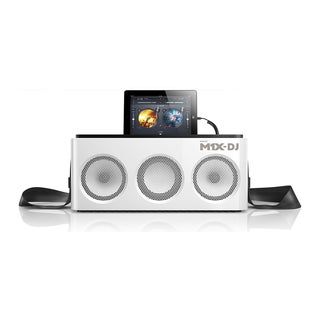 PHILIPS BRAND NEW DJ SOUND SYSTEM/DOCKING STATION/BLUETOOTH(DESIGNED W/ARMIN VAN BUUREN)-DS8900