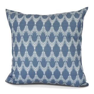 Peace 2 Geometric Print Pillow