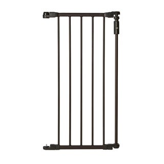 North States 6-Bar Extension for Extra Wide Windsor Arch Gate - Black