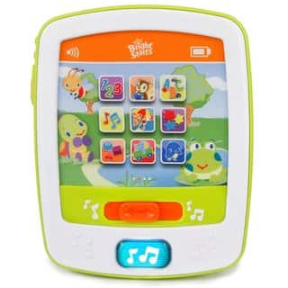 Bright Starts Lights and Sounds Fun Pad Fabric/Plastic Musical Toy|https://ak1.ostkcdn.com/images/products/15009856/P21507865.jpg?impolicy=medium