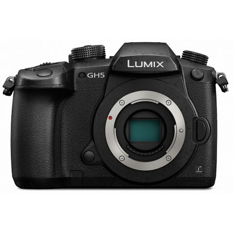 Panasonic Lumix GH5 4K Mirrorless Camera (Body Only)