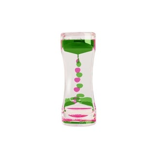 Toysmith Liquid Motion Pink/Green Bubbler