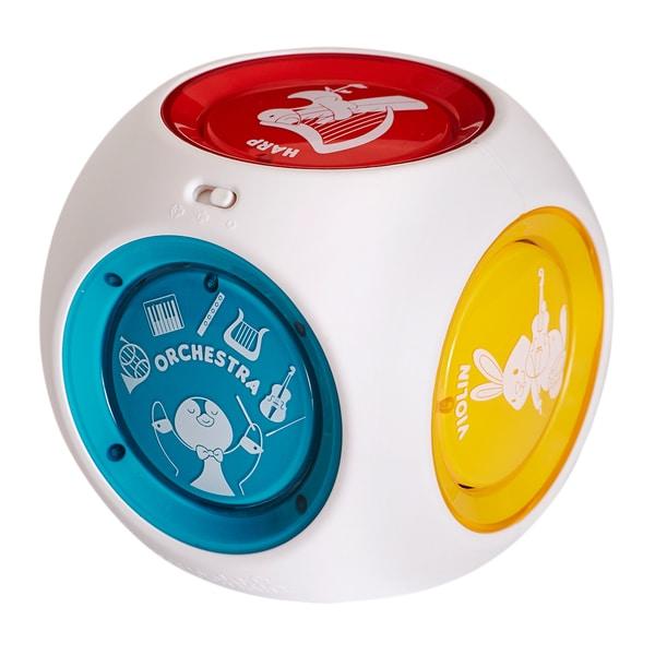 Munchkin Mozart Magic Cube Interactive Music Toy