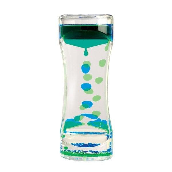 Toysmith Blue/Green Liquid Motion Bubbler