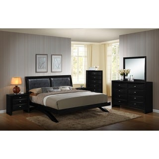 Black Bedroom Sets Shop The Best Deals for Sep 2017 Overstockcom
