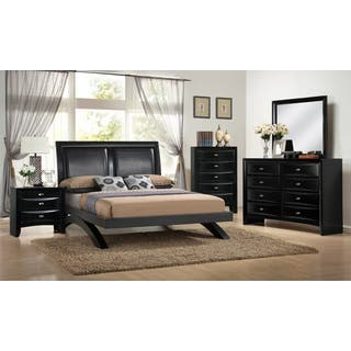 Black Bedroom Sets For Less | Overstock.com