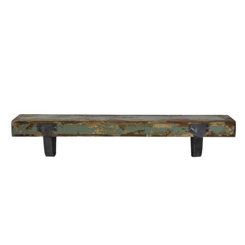 Renwil Victory Wood Decorative Shelf