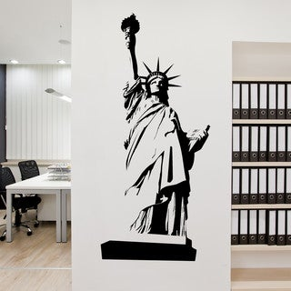 Style and Apply 'Statue of Liberty' Wall Decal