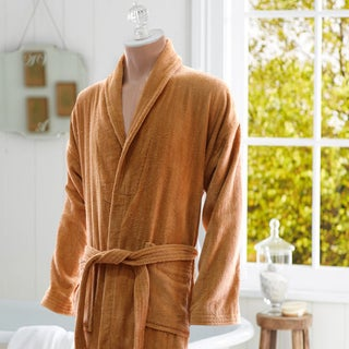 BolBom Collections Unisex Velour Bathrobes in Small, medium, Large