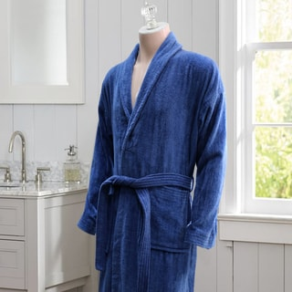 BolBom Collections Unisex Velour Bathrobe