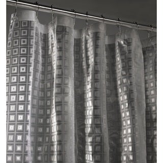 Sqaure 3D Shower Curtain Liner