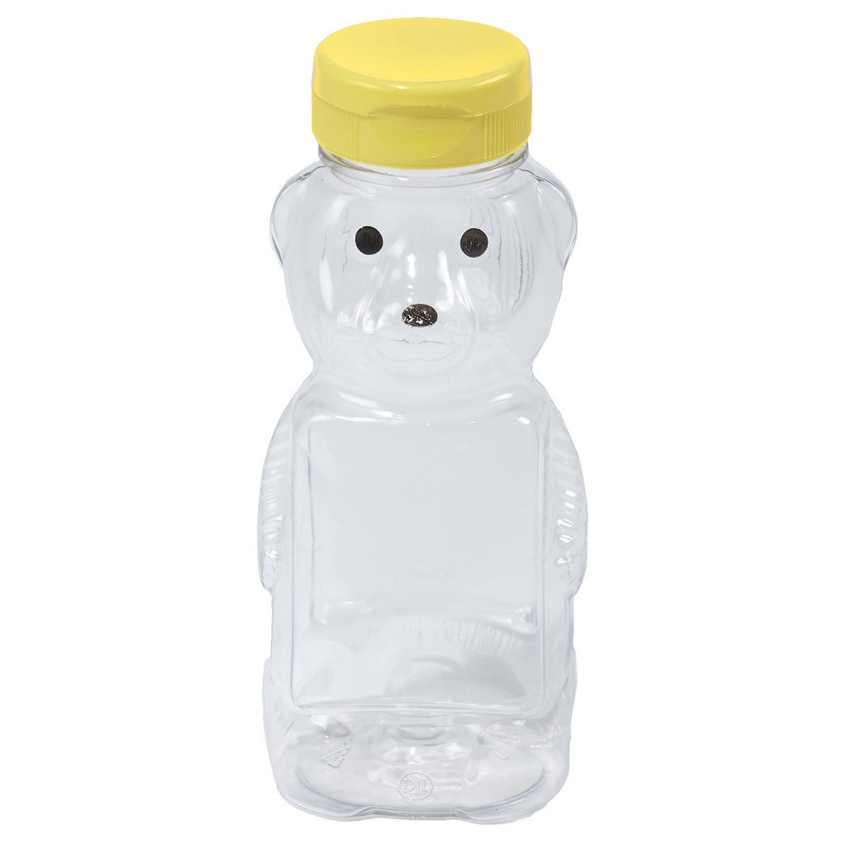 Little Giant Farm & Ag 12 Oz Plastic Honey Bear Bottle 12...