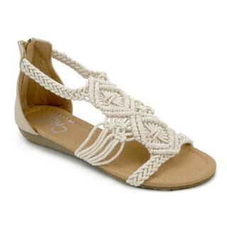 OMGirl Girls' Aubree Sandals (More options available)