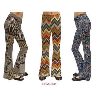 Dinamit Big Girls Printed Bell Bottoms|https://ak1.ostkcdn.com/images/products/15019958/P21516998.jpg?impolicy=medium